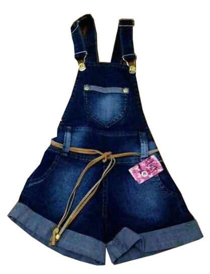 Jardineira jeans infantil 10 a 16 anos no atacado 48 00 for Jardineira jeans infantil c a