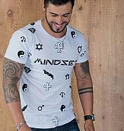 Camiseta Mindset New Age. R  57 076d7ee6635